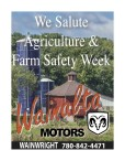 We Salute Agriculture & Farm Safety Week