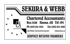 SEKURA & WEBB  Chartered Accountants