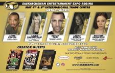 SASKATCHEWAN ENTERTAINMENT EXPO in REGINA