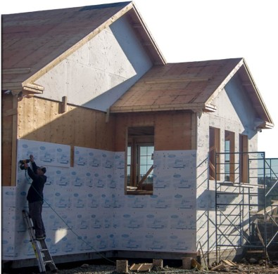 Cooper Quality Construction Builds for Energy Efficiency
