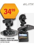 "HD 2.52"" DASH CAM AUDIO & VIDEO RECORDER"