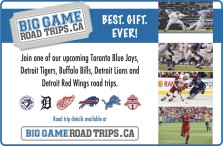 Join us for the Big Game Road Trip