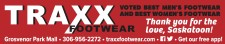 TRAXX FOOTWEAR VOTED BEST MEN'S FOOTWEAR AND BEST WOMEN'S FOOTWEAR