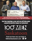 Help make a powerful positive impact on Saskatoon!